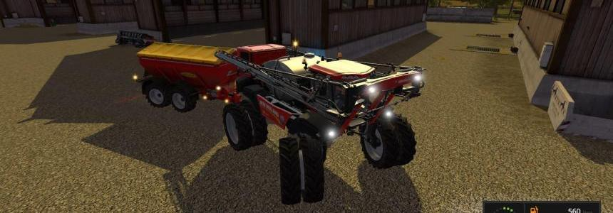 NH SP-Slurry400 sprayer FIX v1.0