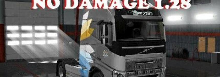 No Damage Mod 1.28.x