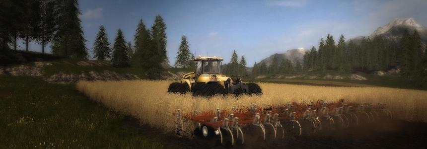 OLD IRON AC1300 Cultivator v1.0