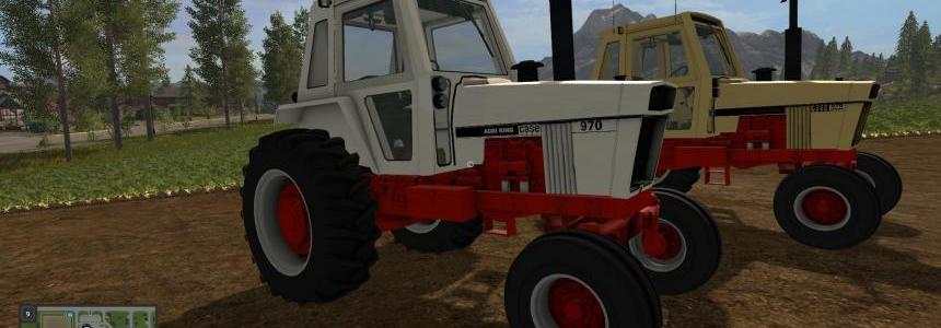 OLD IRON Case 70 series Small TRACTOR v1.0