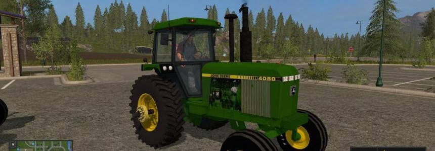 OLD IRON JD 55 Series 2WD v1.0