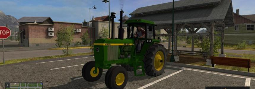 OLD IRON John Deere 4630 v1.0