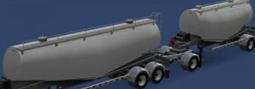Pack double trailers v1.0