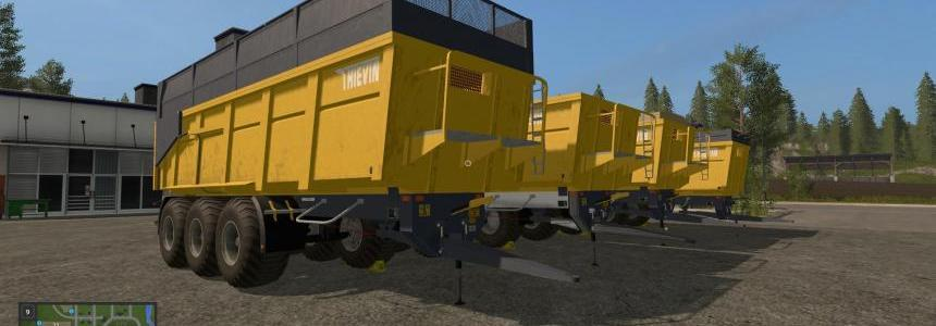 Pack trailer THIEVIN v1.0.0.0