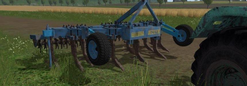 PCH 4.5 Farming simulator 17 v1.0
