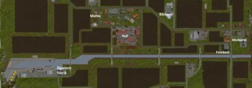 PDA MAP for southhemes Private Edition v12