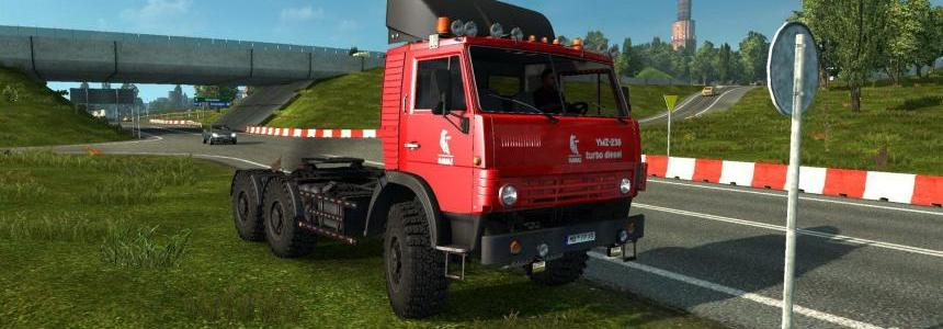 Physics for Trucks v4.9.6 (1.28x)