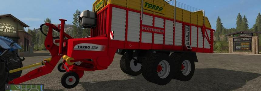 Poettinger Torro 5700 v1.0