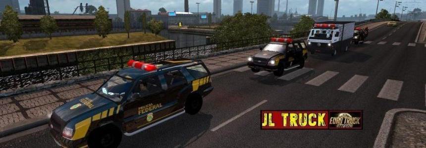 Police Escort v1.3