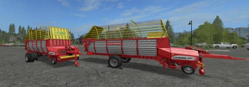Pottinger EuroBoss 330T with twin tires v1.6
