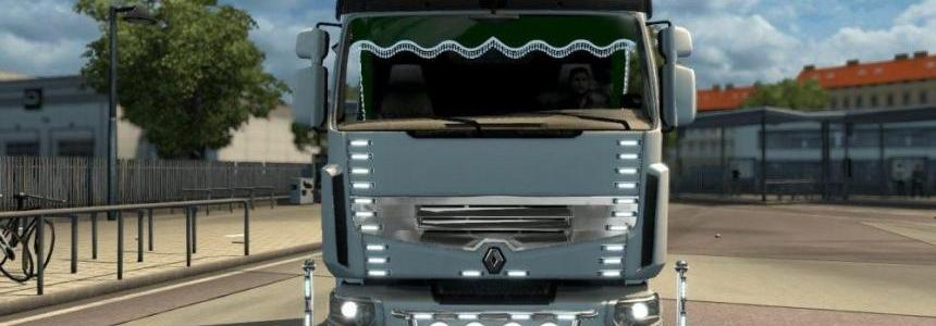 Renault Premium edit By BerkanZOR54 [1.28.x]
