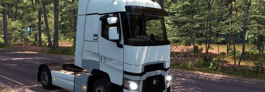 Renault Range T v7.0 1.28