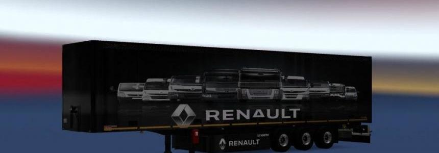 Renault Trailer 1.28.x