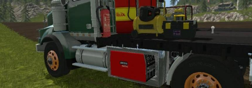 Repair Truck for Seasons v1.0