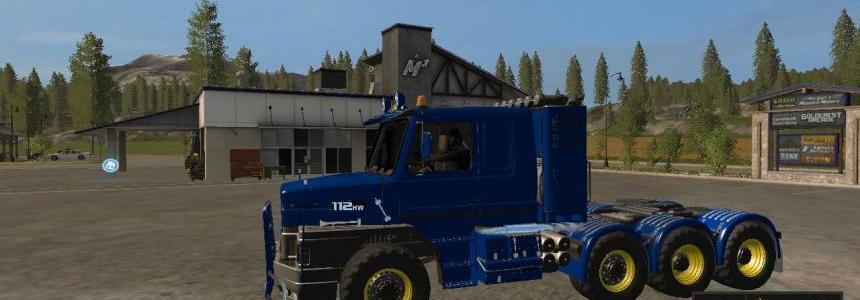 Scania 112e v1.0.0.0