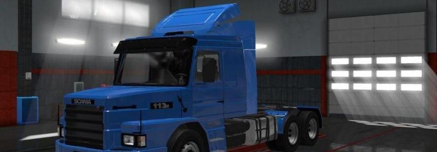 Scania 113 v4.0