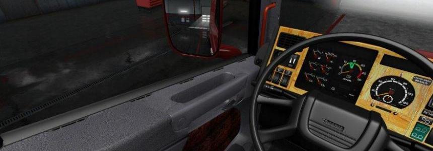 Scania 4-Series interior [1.28.x]
