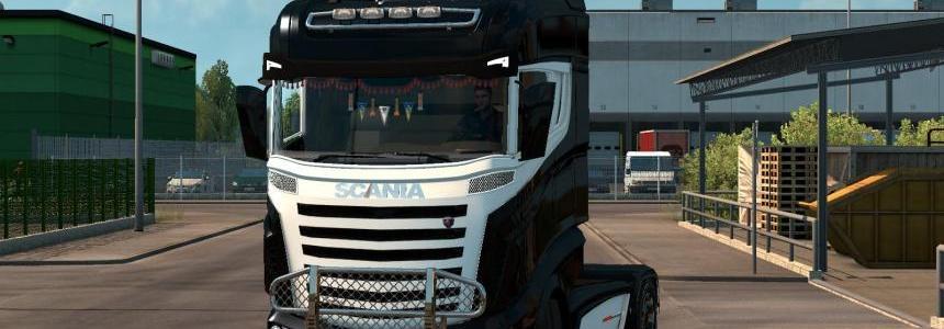 Scania Concept 1.28.x