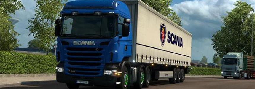 Scania Euro 5 Sounds 1.28.x