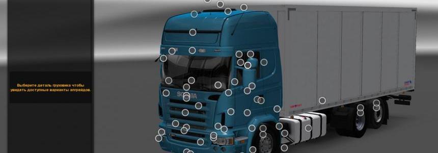 Scania G/P/R v5.0 1.28.x