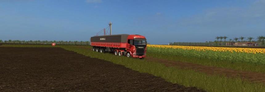 Scania R480 FS2017 v1.0