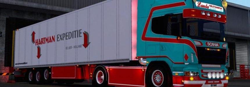 Scania R500 Seguro – Mat007
