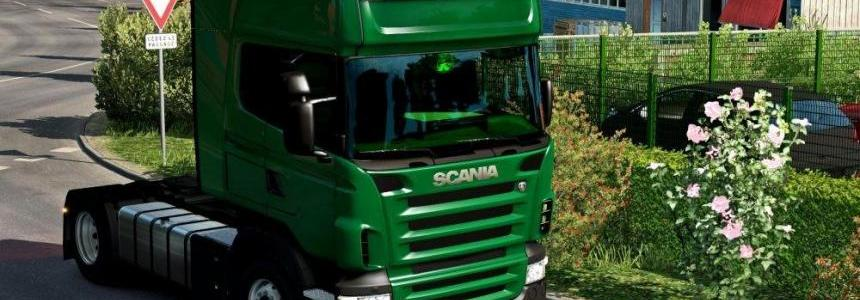 Scania RJL CMI Green Interior 1.28.x