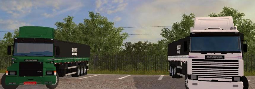 Scania T and R 113 v1.0