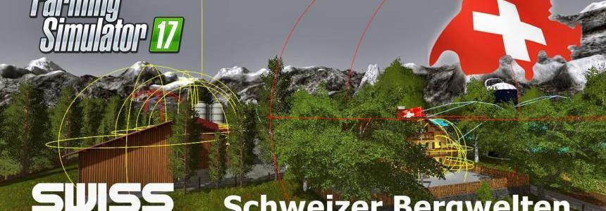 Schweizer Bergwelten V1