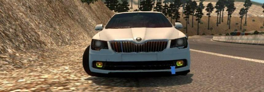 Skoda SuperB Edit v1.0