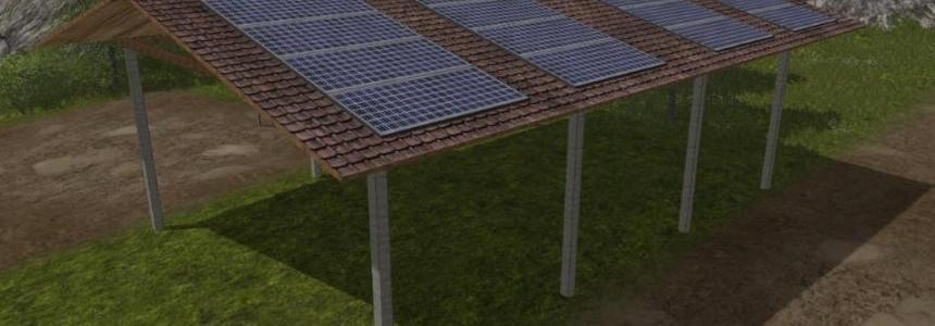 Solar Shed v1.0.0.0