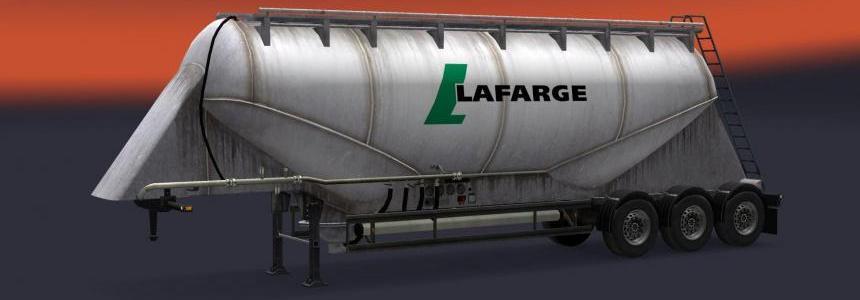 Standalone trailer Lafarge 1.28.x