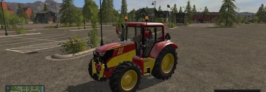 TFSG JD Tractor PINDER v1.0