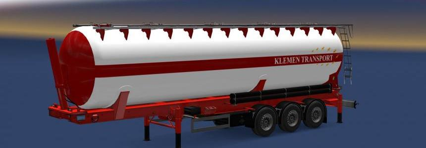 Trailer Klemen Transport 1.28.x