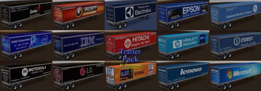Trailer Pack Electronics v2.0 (1.28.x)