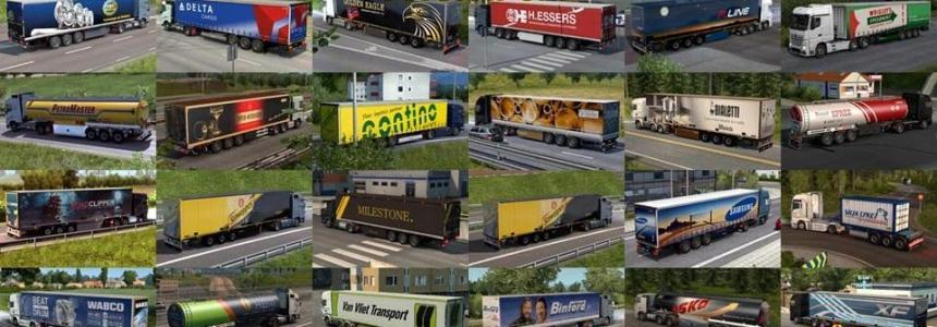Trailers and Cargo Pack v3.4 1.28.x