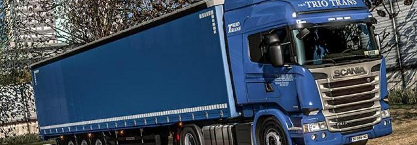 Trio Trans RJL Scania Combo Pack v1.0