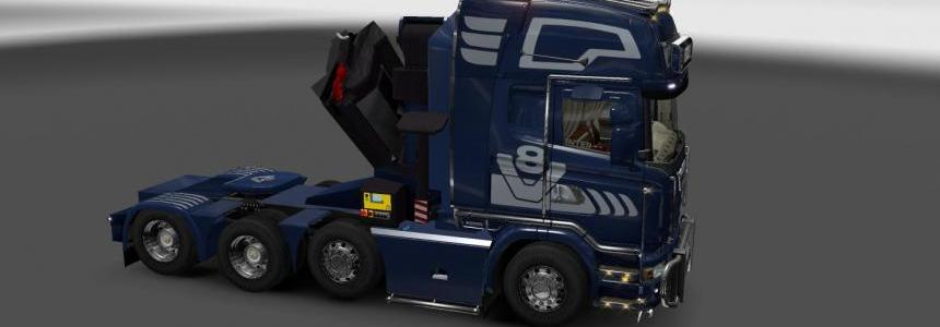 Tuning for Scania R [1.28x]