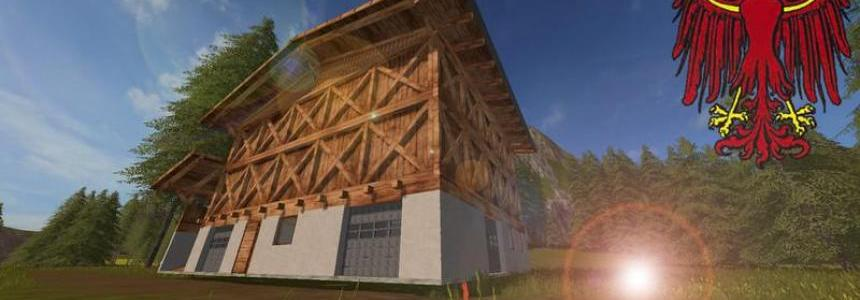 Tyrolean barn with functions v1.0