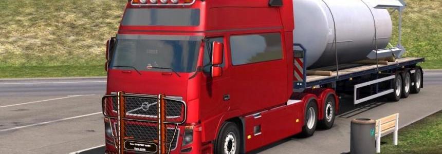 Volvo FH Longliner 1.28.x