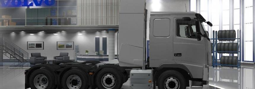 Volvo FH2009 8x4 - Ready For MP v1.0