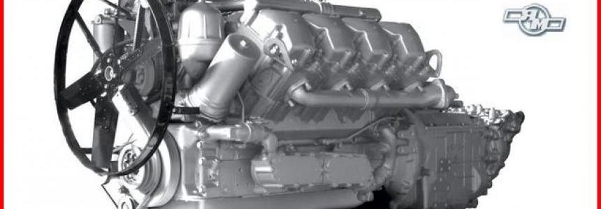 Yamz-7511 Euro 2 tuned for Scania T v1.0
