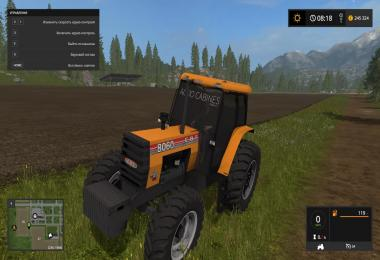 Tractor CBT 8060 FS 2017 v1.1