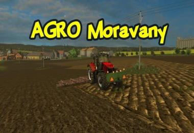 AGRO Moravany LS17 v2.0