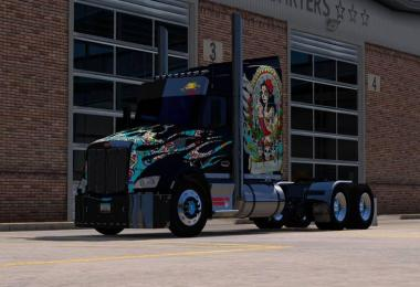 American Pro Truckers Wheel Tuning Pack v1.0