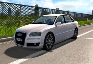 Audi A8 By Diablo Upgrade + Template 1.28.x