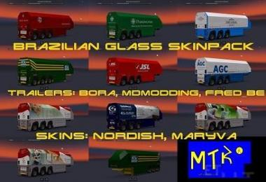 Brazilian Glass Skinpack v2