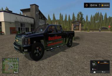Chevy 2500 Silverado GG Edition v1.0