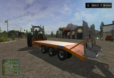 Chieftain Low Loader v2.0