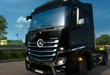 Chrome Parts Cab MP4 1.28.x